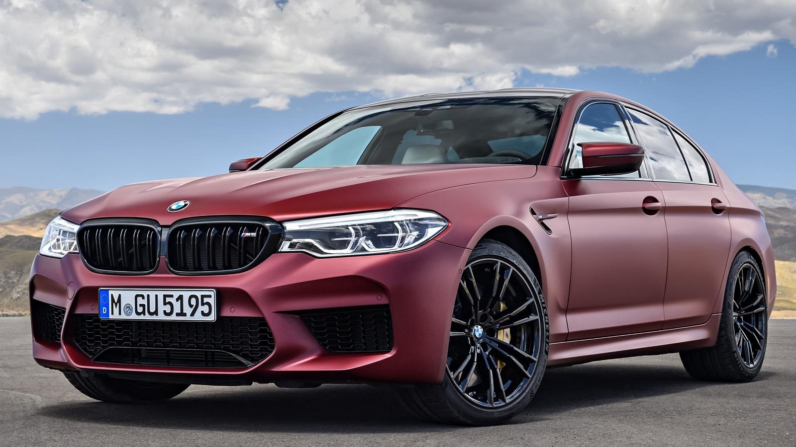BMW M5 F90 Remus
