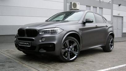 Hamann BMW X6 M50d F16