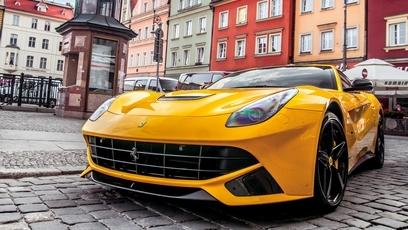Ferrari F12berlinetta Novitec