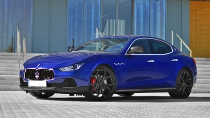 Novitec Maserati Ghibli S Q4