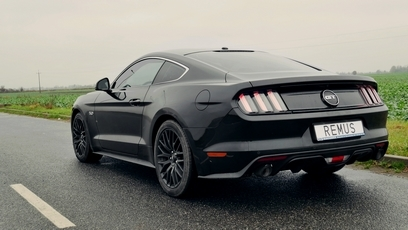 Remus Ford Mustang GT 5.0 V8