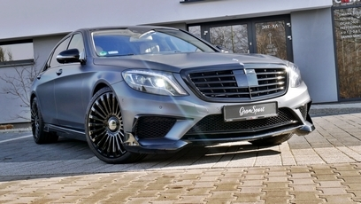 Bodykit 63 AMG + Mansory + Carlsson + Remus + Carbon Mercedes-Benz S350d