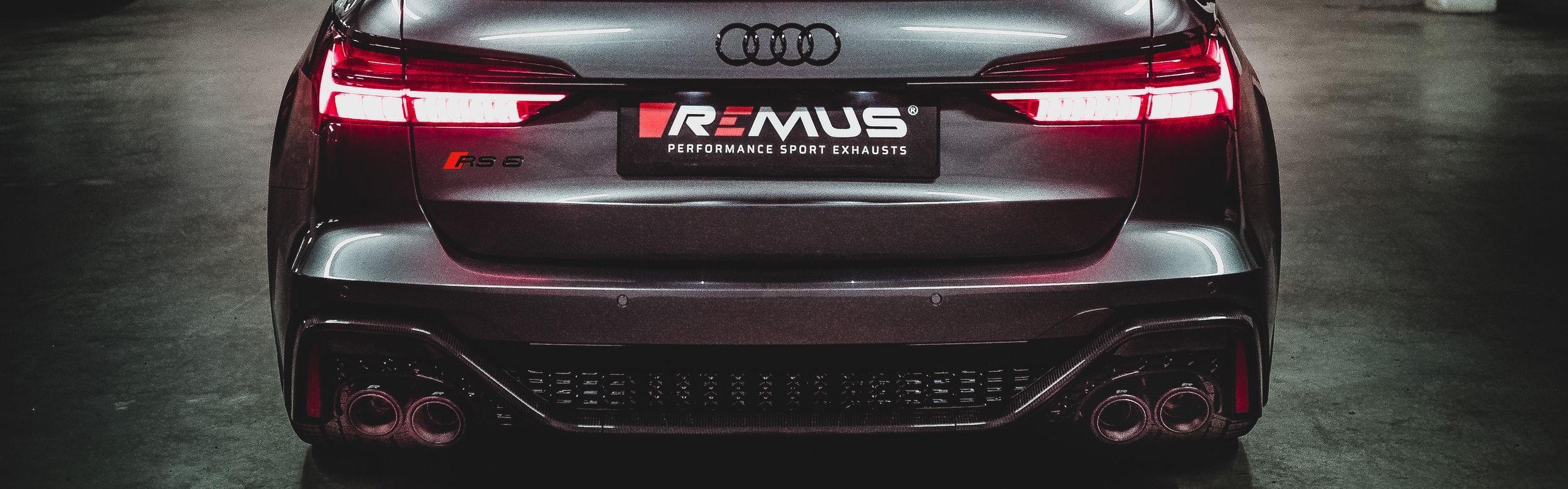 Audi RS6 RS7 Remus