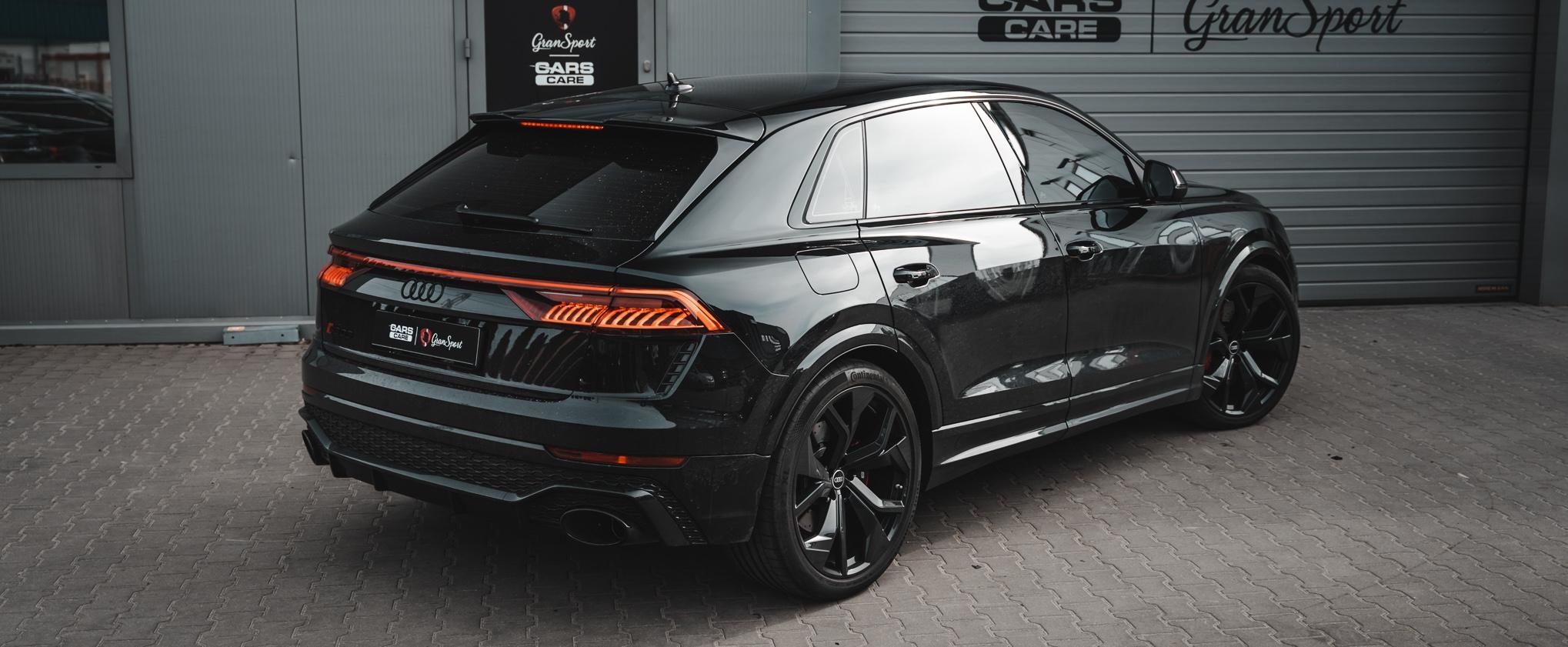 Audi RSQ8 Capristo