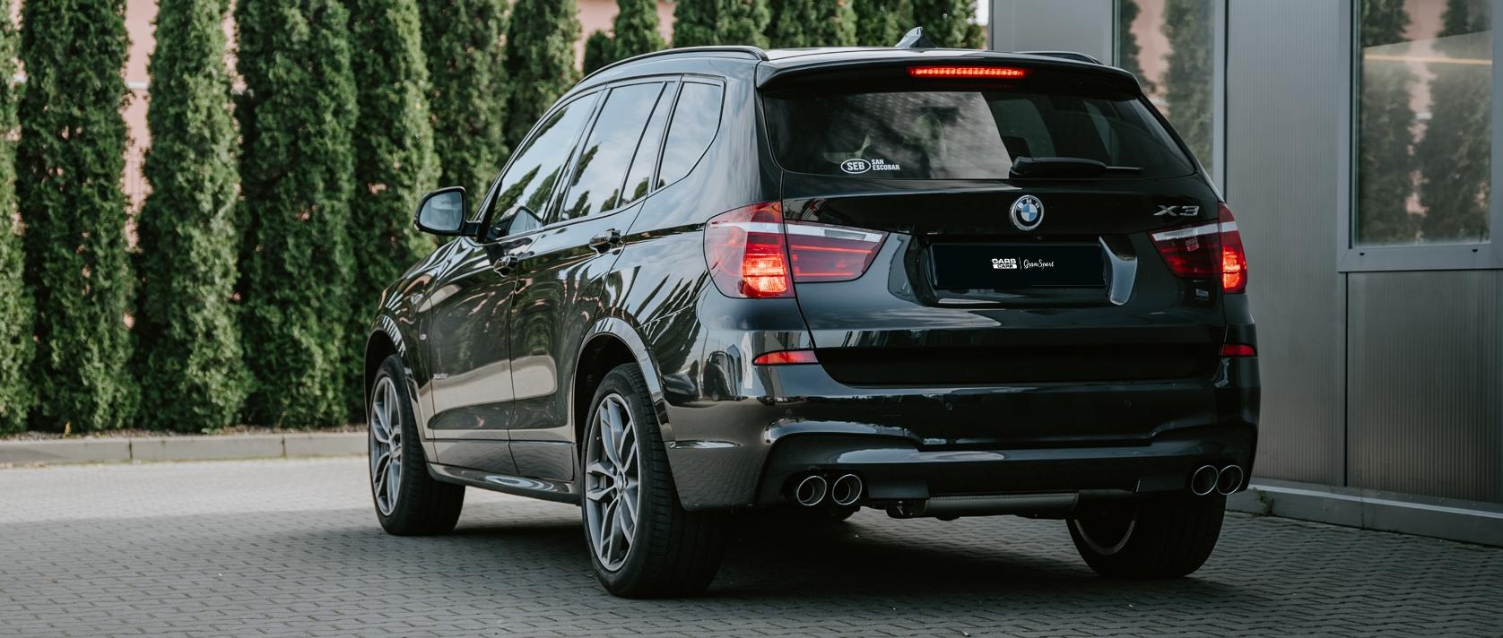 BMW X3 F25 Remus