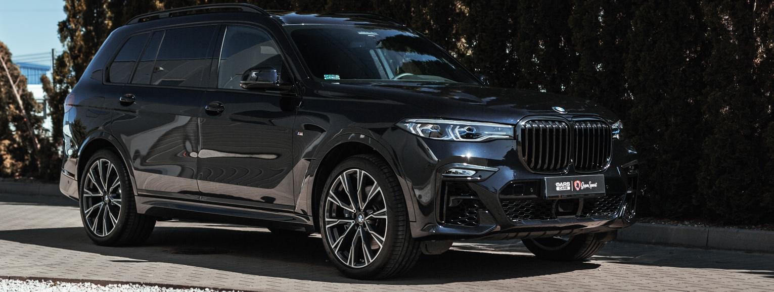 BMW X7 G07 Maxhaust